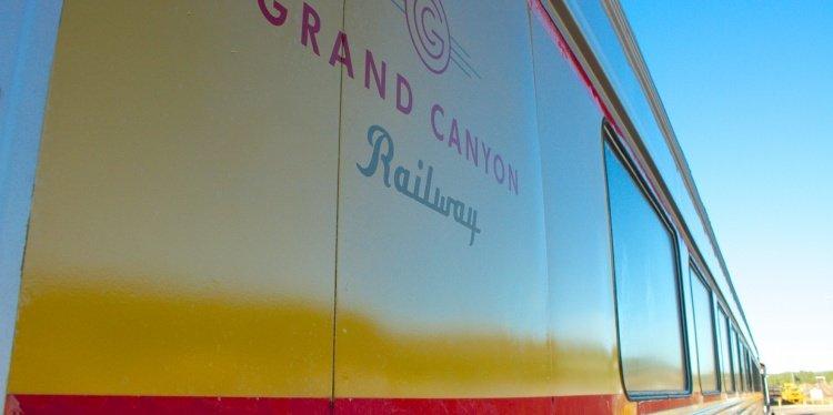 Grand Canyon Railway, Arizona (c) AZOT