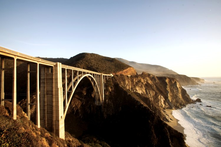 Golden California