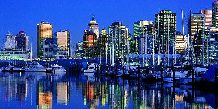 Coal Harbour Vancouver, British Columbia