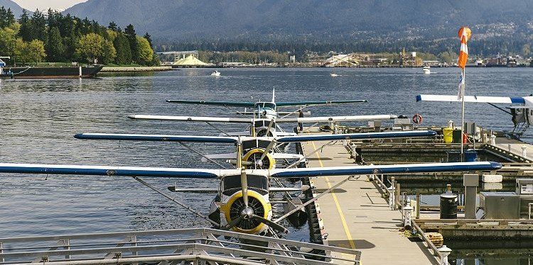 Harbour Air Seaplanes, The Gulf Islands Mail Run, British Columbia (c) Canadian Tourism Commission