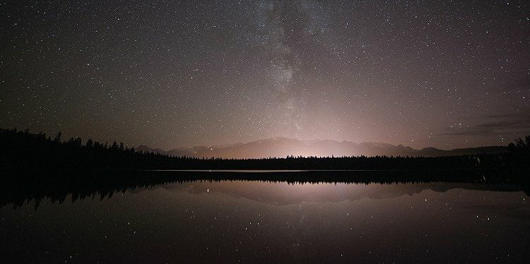 Lake Annette, Jasper National Park, Alberta (c) Travel Alberta
