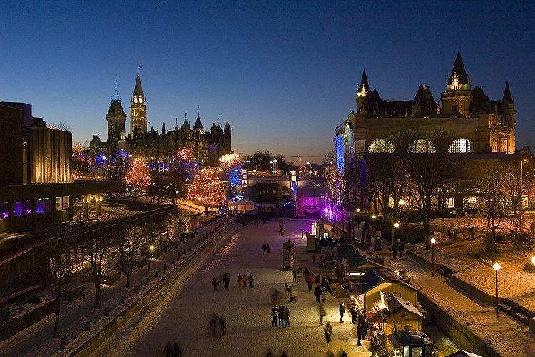 Ottawa Cityscape, Ontario