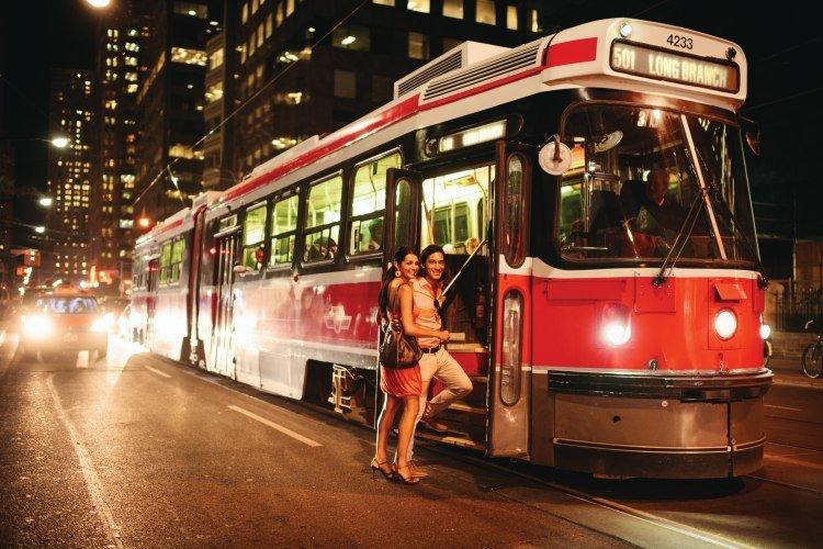 Toronto Streetcar System, Ontario