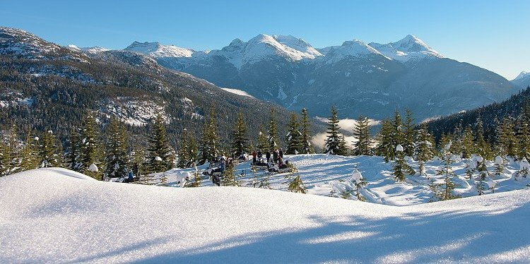 Winter in Whistler, British Columbia (c) Destination Canada