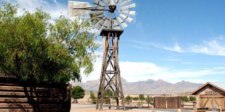 Las Cruces Farm Ranch Museum, New Mexico