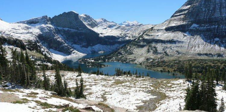 Hidden Lake Glacier National Park, Montana ©Talia Salem