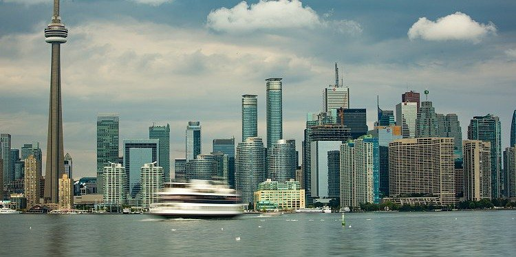 Toronto Cityscape, Ontario