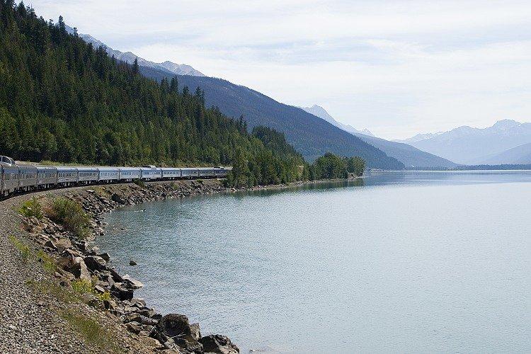 Canadian Rail Adventure