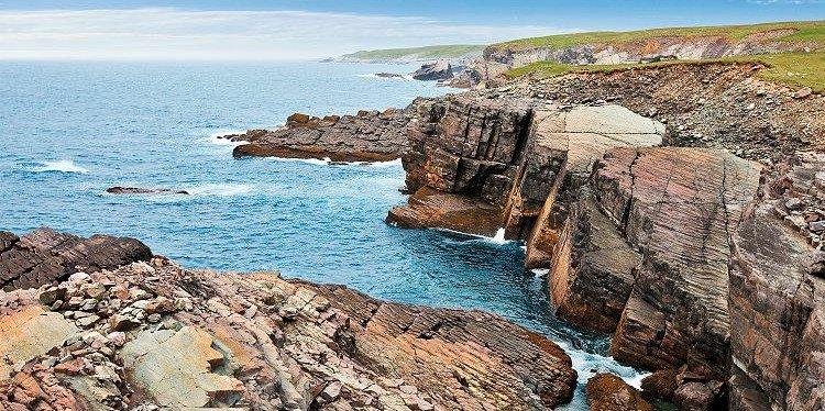 Mistaken Point Ecological Reserve, Avalon Peninsula, Newfoundland & Labrador
