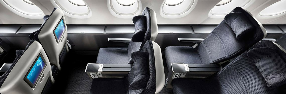 Ba  World Traveller Plus Seating Plan