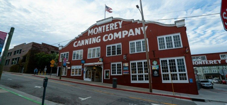 Monterey Canning Company, Fisherman's Gotto, Monterey, California