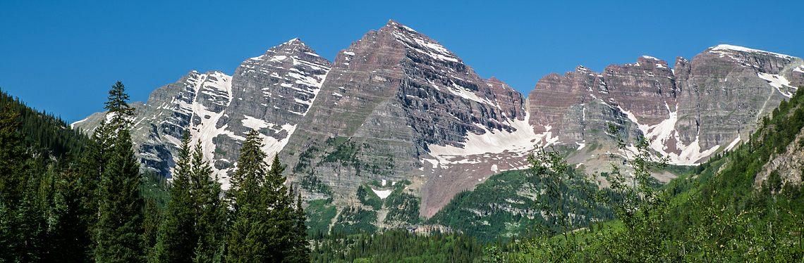 Aspen Mountains, Colorado