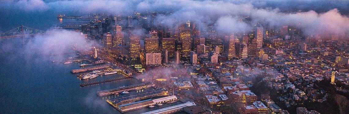 San Francisco Pier, California